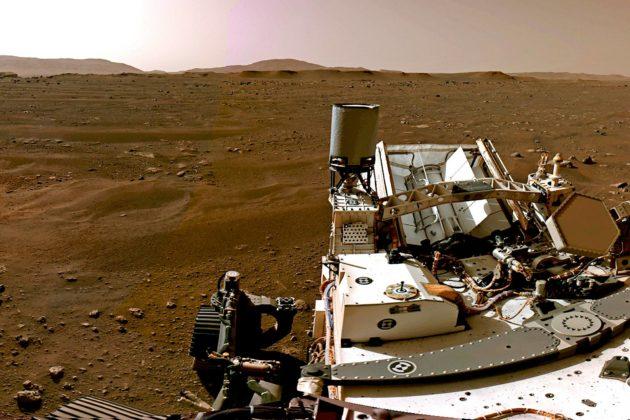 NASA/JPL-Caltech/REUTERS