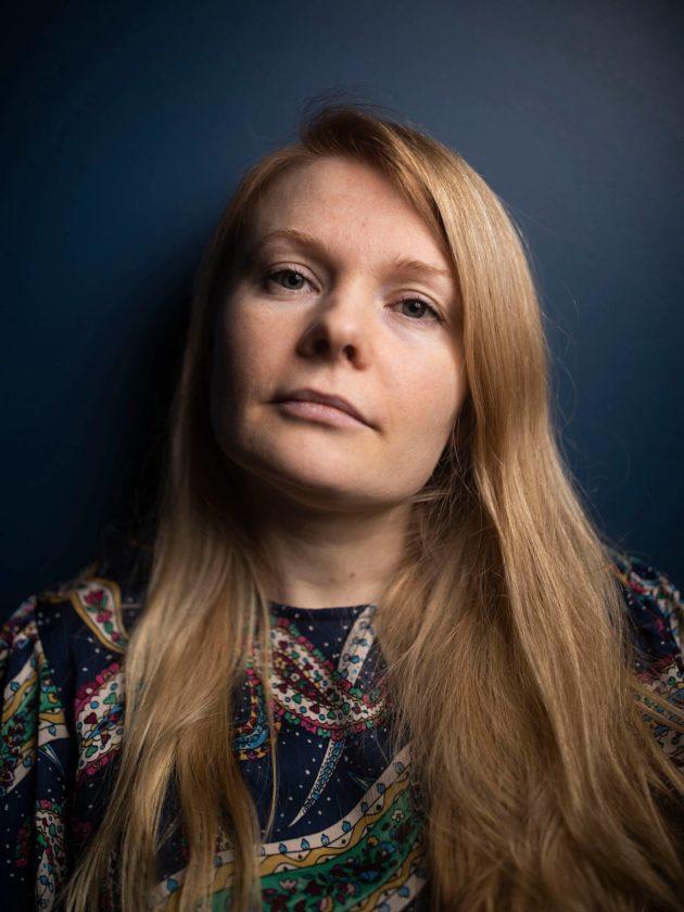 Saara Turunen on kirjailija ja teatterintekijä.