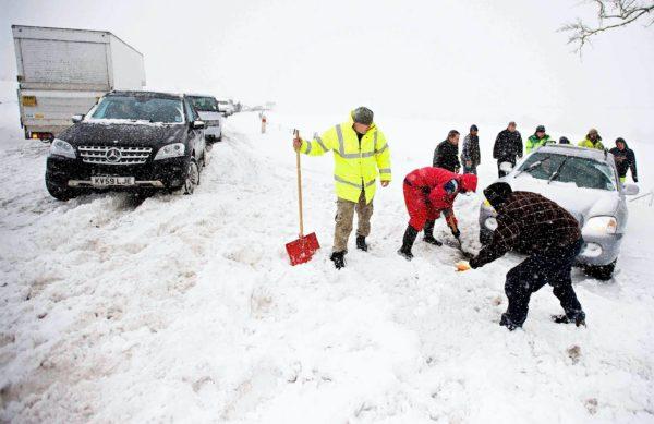 Kovia talvia voi olla luvassa Pohjois-Eurooppaan jatkossakin.