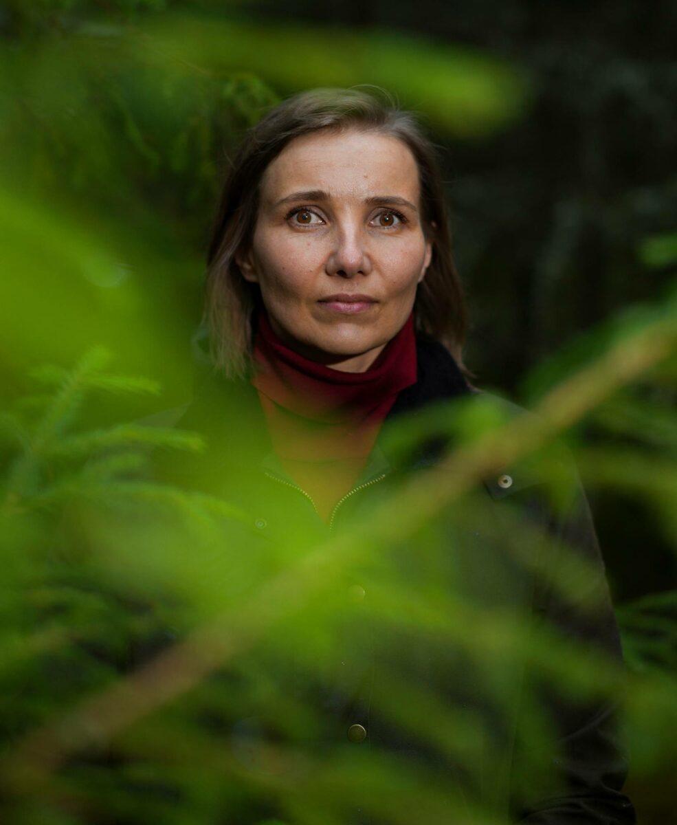 Jenni Räinä on Finlandia-palkittu tietokirjailija.