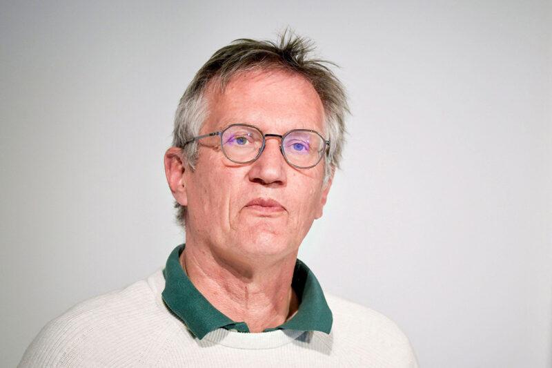 Valtionepidemiologi Anders Tegnellistä tuli keväällä 2020 Ruotsin koronapolitiikan kasvot.