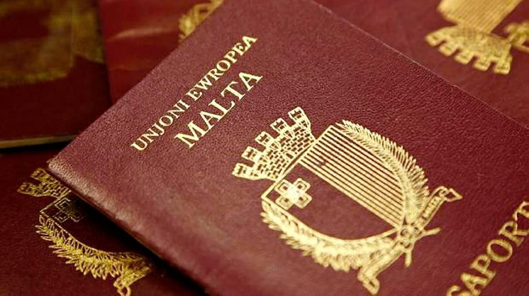 Maltan passin saa hankittua EU:n näkökulmasta laittoman kevyin perustein.