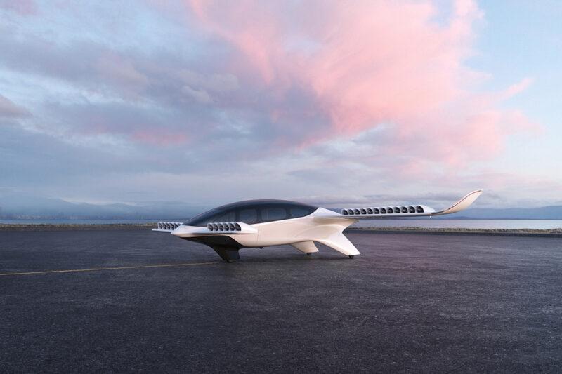 Saksalainen, seitsemänpaikkainen Lilium Jet näyttää futuristiselta. Se aiotaan saada kaupalliseen käyttöön Saksassa ja Yhdysvaltain Floridassa vuonna 2024.