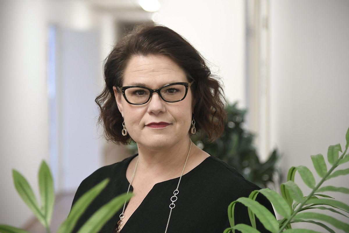 Kuntaliiton toimitusjohtaja Minna Karhunen.