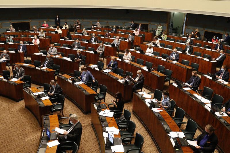Eduskunta hyväksyi sote-uudistuksen täysistunnossa 23. kesäkuuta.
