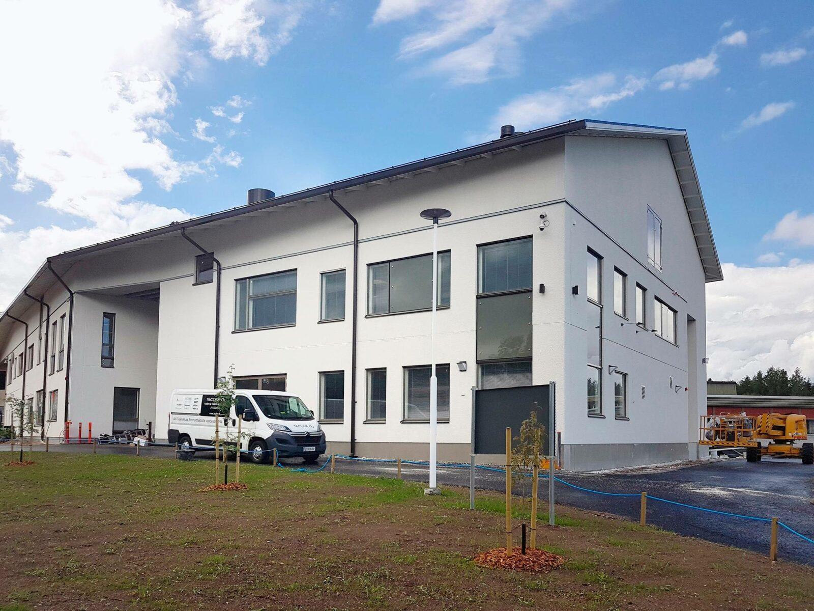 Keskisuomalaisessa Konneveden lukiossa aloittaa syksyllä vain kahdeksan uutta opiskelijaa.