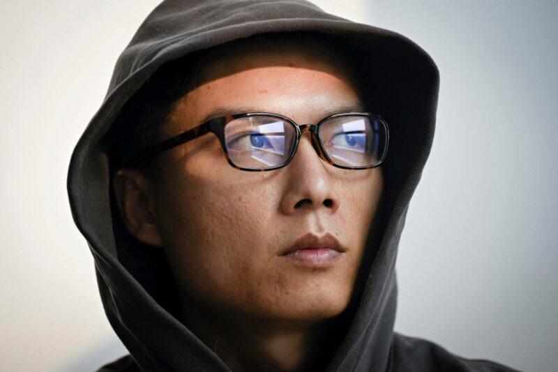 Chen Qiufan.