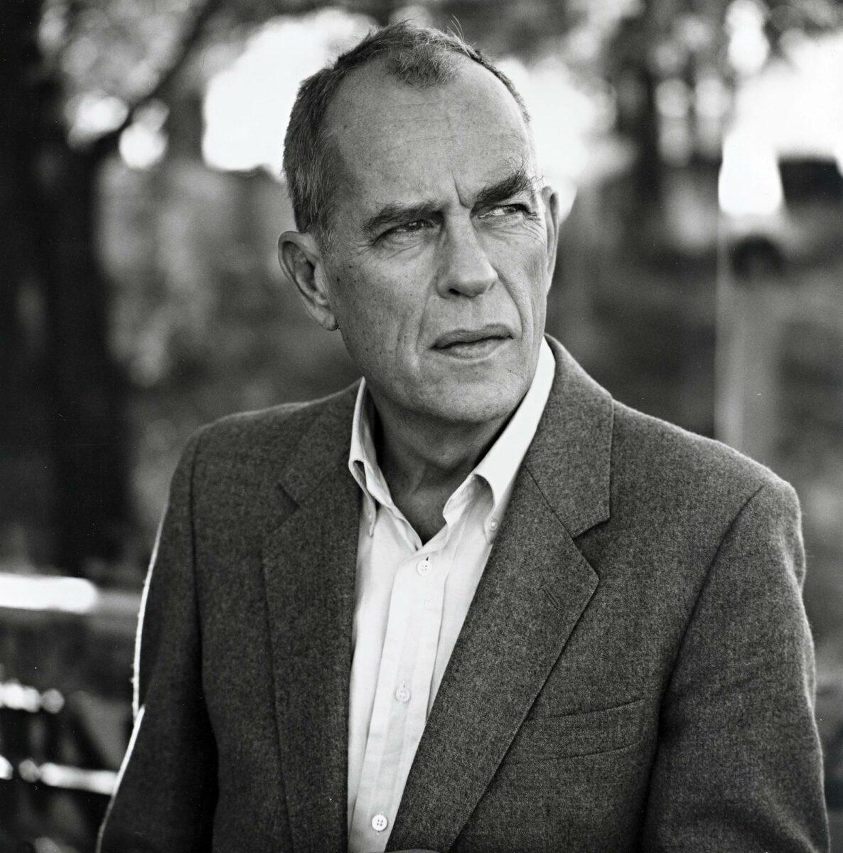 Kirjailija, elokuvaohjaaja ja poliitikko Jörn Donner kuoli tammikuussa 2020. Kuva vuodelta 1994.