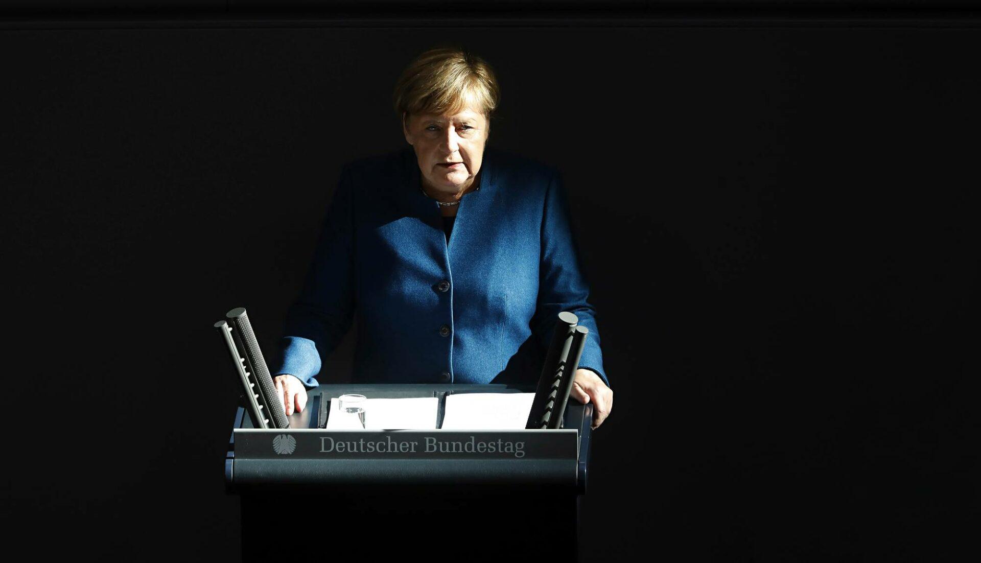 Liittokansleri Angela Merkelin valtakausi päättyy syyskuun lopun vaaleihin.