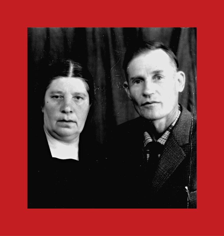 Heikki ja Aleksandra Lappalainen 1950- ja 1960-luvun taitteessa.
