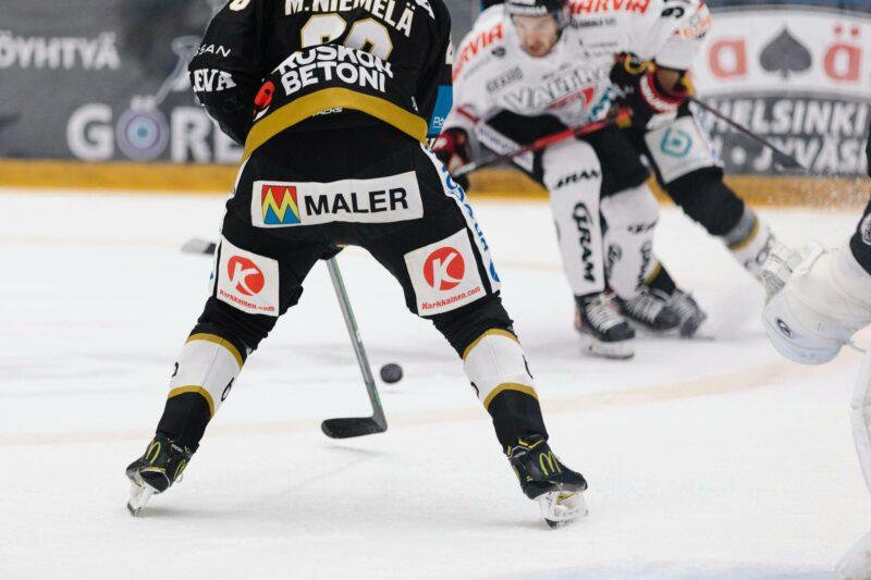 Oulun Kärpät pelasi 11. syyskuuta Jyväskylän Jypiä vastaan Oulun Energia -areenalla.