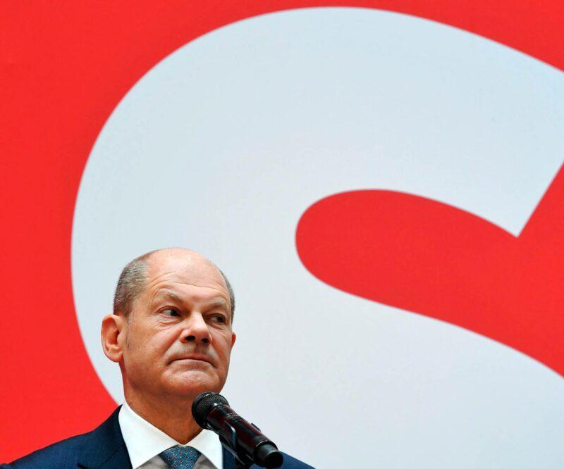 Sosiaalidemokraattien Olaf Scholz on todennäköisesti Saksan seuraava liittokansleri, mutta varma asia ei vielä ole.