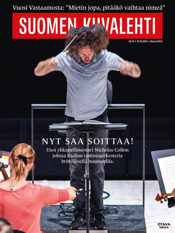 Viikon lehti 41/2021 - kansi