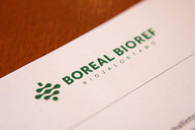 Boreal Biorefin logo asipaperissa.