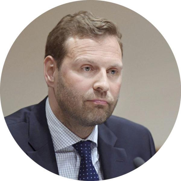 Verokonsultti ja Borenius Asianajotoimisto Oy:n osakas Janne Juusela.