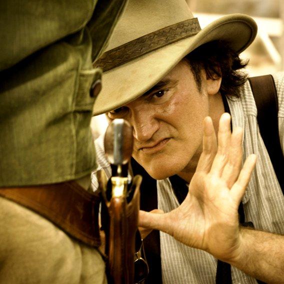 Quentin Tarantino Kuva The Walt Disney Company Nordic