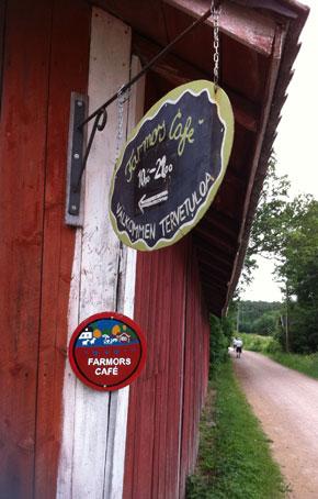 Farmors café