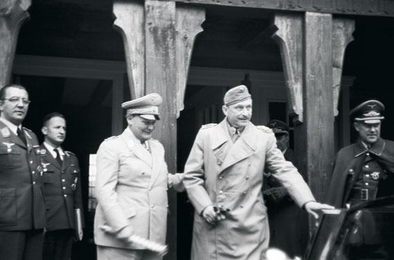 Mannerheim Hitler