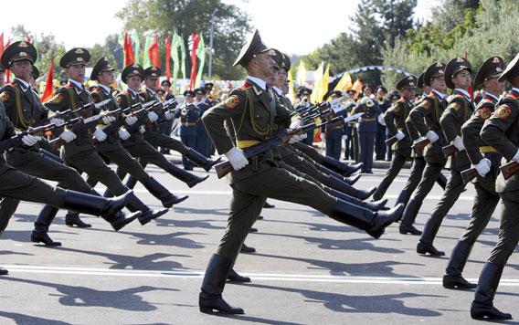 transnistrialaisia sotilaita