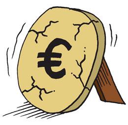 symbolikuva eurosta