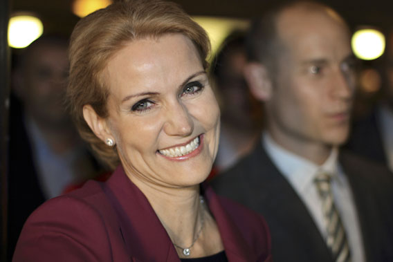 Helle Thorning-Scmidt