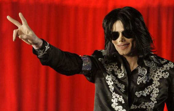 Michael Jackson maaliskuussa 2009