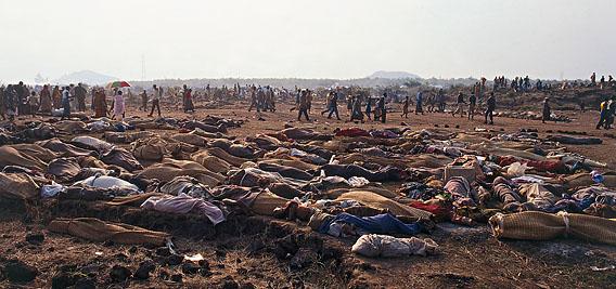 Ruandan kansanmurha 1994. Kuva Hannu Lindroos Suomen Kuvalehti