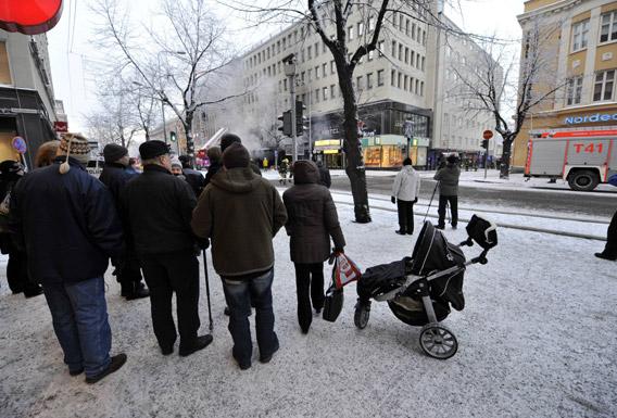 Tampere Räjähdys