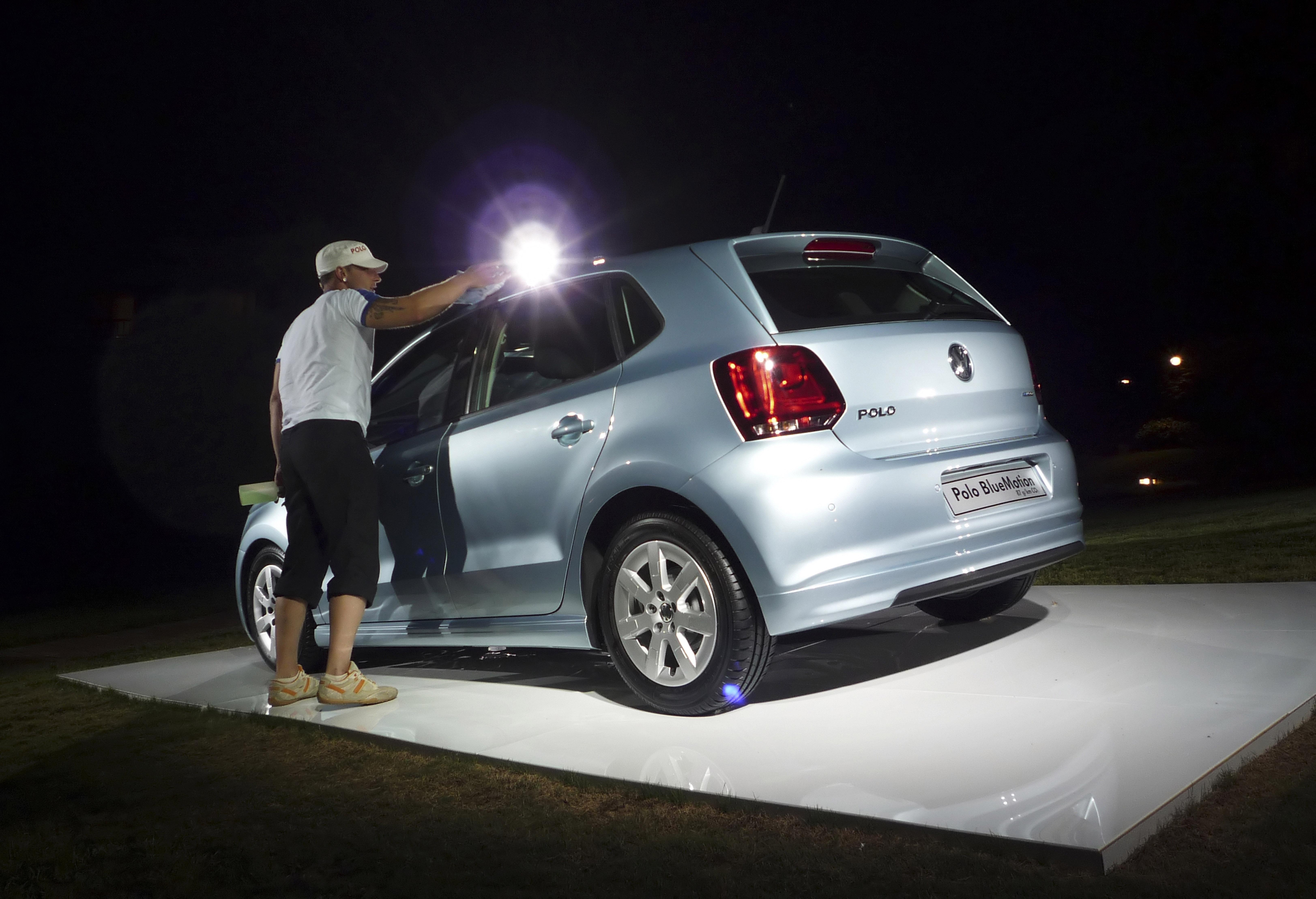 Autonvalmistajan tilaisuus Sardiniassa