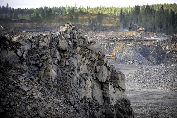 Talvivaaran kaivos