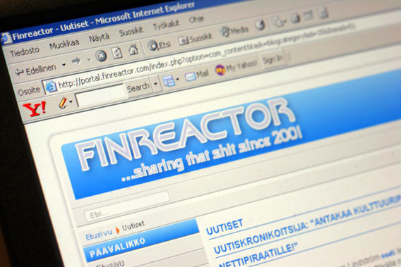 Finreactor