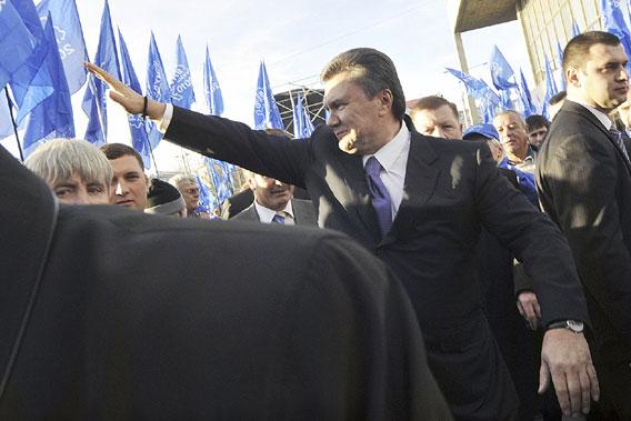 Viktor Janukovyts