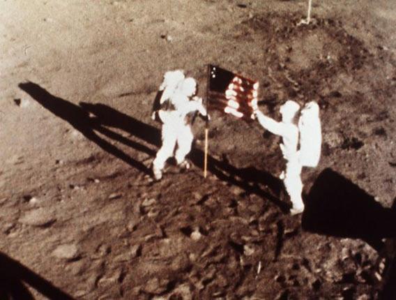 Apollo 11 kuussa 1969