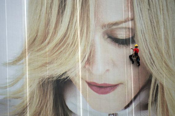 Madonna-juliste