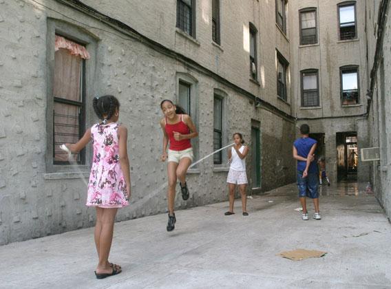 NYC lapset