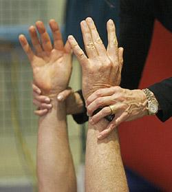 Fysioterapiaa