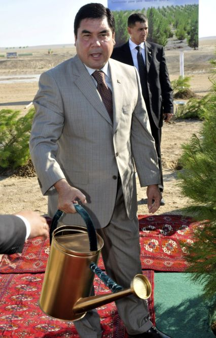 Gurbanguli Berdymukhamedov