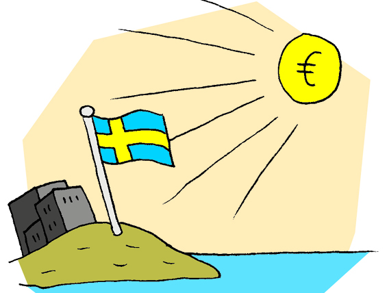 Ruotsi ja euro