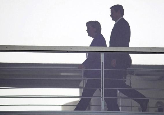 Merkel ja Westerwelle