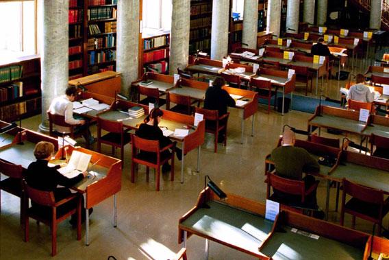 Yliopiston kirjasto