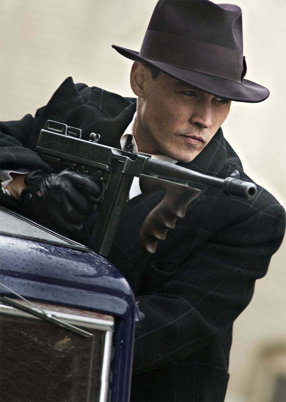 Public Enemies Johnny Depp