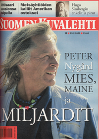 Suomen Kuvalehti helmikuussa 2000