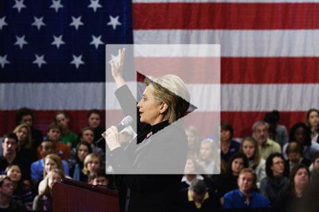 Klikkaa kuvaa katsoaksesi diaesityksen Yhdysvaltain esivaaleista.