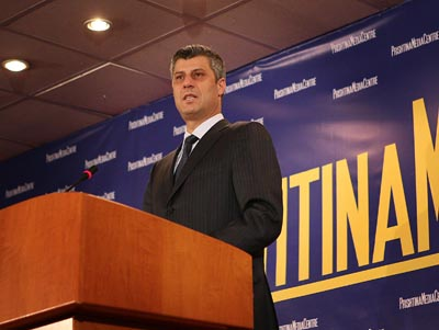pääministeri Hashim Tasci