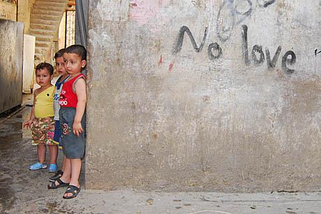 Shatilan pakolaisleiri Beirutissa
