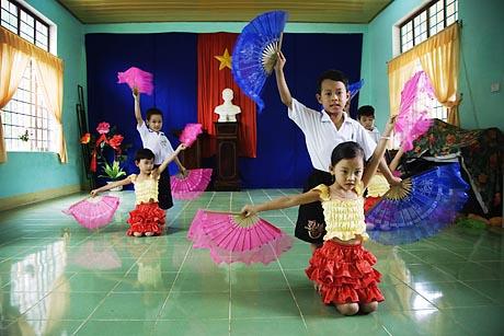 vietnamilainen päiväkoti