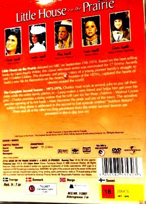 Pieni talo preerialla dvd