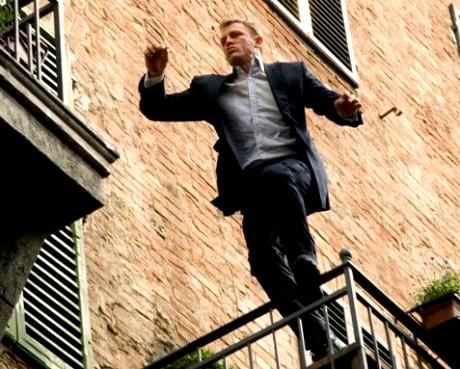 Daniel Craig on James Bond. (Kuvalähde IGN.com)