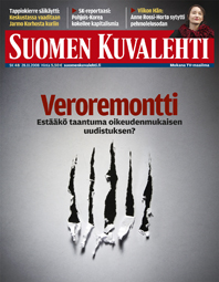 Suomen Kuvalehti 28.11.2008