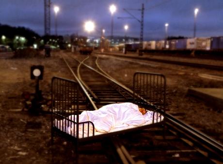 Uneton Helsingissä